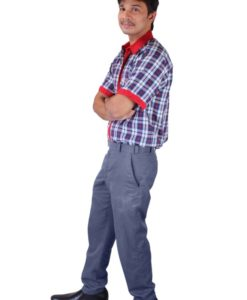 KV Uniforms - Boys Trousers - Vastra