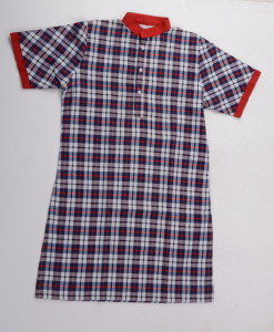 KV Uniforms - Girls Salwaar Top (9th to 12th STD) Online - Vastra