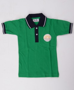 KV Uniforms - T-shirt ( Green) - Vastra