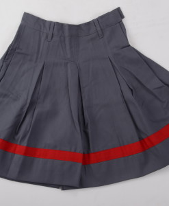 KV Uniforms - Girls Skirt ((3rd to 8th STD) Online - Vastra