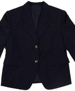 Unisex plain blazer